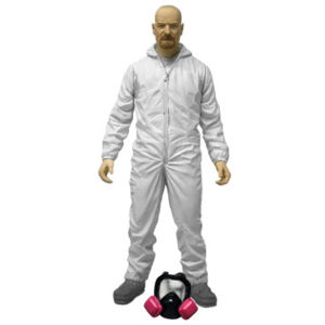 Breaking Bad Walter White Traje Hazmat