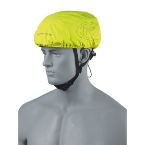 Northwave Men's Traveller Waterproof Cap - Fluorescent Yellow