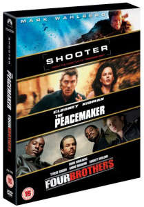Shooter/Peacemaker/Four Brothers