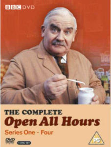 Open All Hours - Series 1-4
