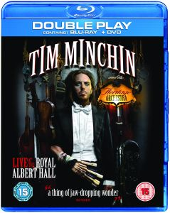Tim Minchin and the Heritage Orchestra: Live at The Royal Albert Hall - Double Play