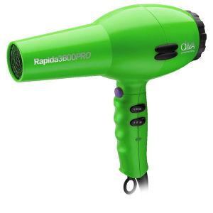 Diva Professional Rapida 3600 2000W Hairdryer - Green