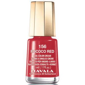 Mavala Rococo Red Nail Colour (5ml)