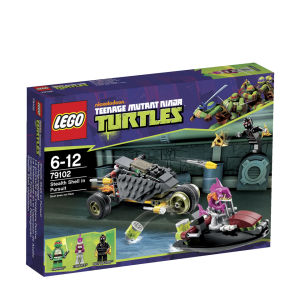 LEGO Ninja Turtles: Stealth Shell in Pursuit (79102)