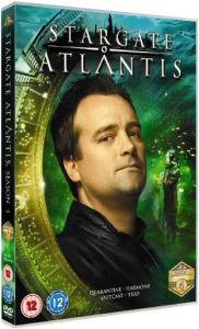 Stargate Atlantis - Season 4 Vol. 4