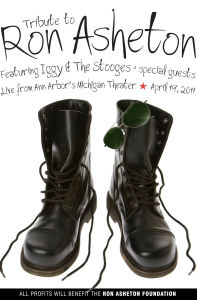 Ron Asheton: Tribute Concert with Iggy and The Stooges