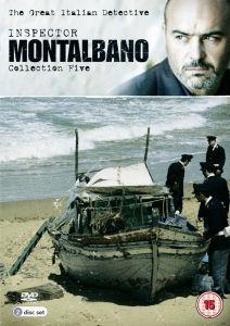 Inspector Montalbano - Verzameling Five