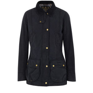 Barbour Women's Vintage Beadnell Jacket - Navy