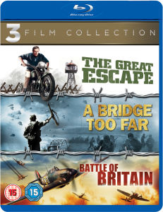 Classic War: A Bridge too far / The Great Escape / Battle of Britain