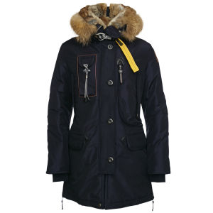 Parajumpers Women's Kodiak Parka Coat - Navy