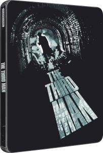 The Third Man - Steelbook Exclusivo de Zavvi (Edición Limitada) (Tirada Ultra-Limitada)