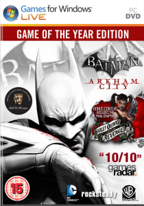 Batman: Arkham City: Game of the Year Edition