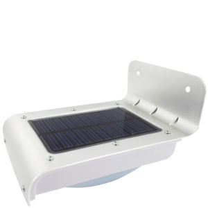 Curve Solar Motion Light - Silver