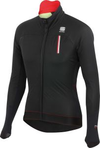 Sportful R&D Wind Long Sleeve Jersey - Black