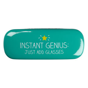 Happy Jackson Glasses Case Instant Genius