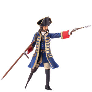 Pirates Of The Caribbean: Super Deluxe Figure Wave 1 Barbosa Figure