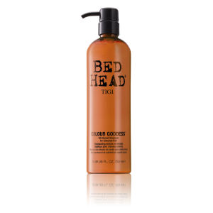 Tigi Bed Head Colour Goddess Oil Infused Shampoo (750ml)