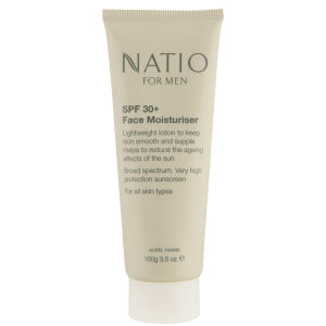 Natio For Men 30+ Face Moisturiser (100G)
