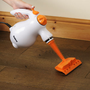 Beldray Hand Held Steam  Cleaner 1000W - Orange
