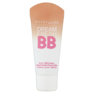 Maybelline New York Dream Fresh 8-in-1  BB Cream SPF 30- Universal Glow (30ml)