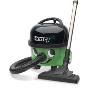 Numatic HVR20012GREEN Henry Vacuum Cleaner - Green/Black - 620W