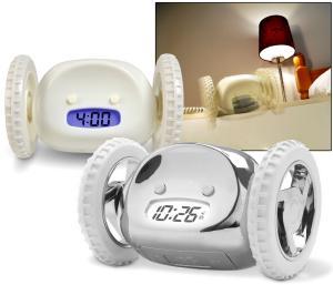 Clocky - Runaway Alarm Clocks