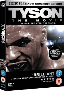 Tyson - The Movie - Platinum Knockout Edition