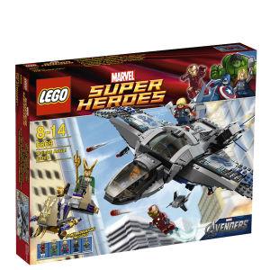LEGO Super Heroes: Quinjet Aerial Battle (6869)