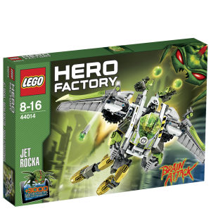 LEGO Hero Factory: JET ROCKA (44014)