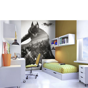 The Dark Knight Rises Official Wall Mural