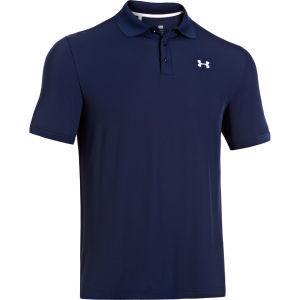 Under Armour Men's Performance Polo Shirt 2.0 - Navy/White