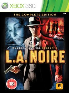L.A. Noire: The Complete Edition PAL UK
