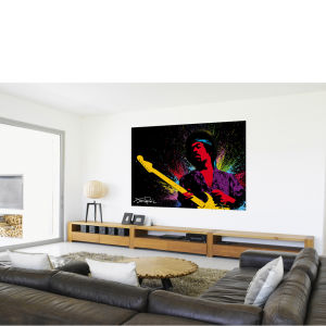 Officially Licensed Jimi Hendrix Wall Mural