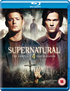 Supernatural - Complete Season 4