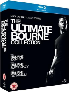 Bourne Identity/The Bourne Supremacy/The Bourne Ultimatum