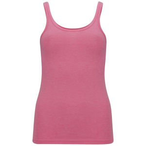 Brave Soul Frauen Anne Neon Top - Pink