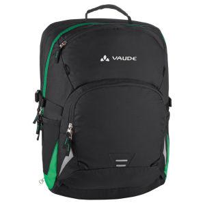 VAUDE Cycle 22 Backpack - Black/Meadow