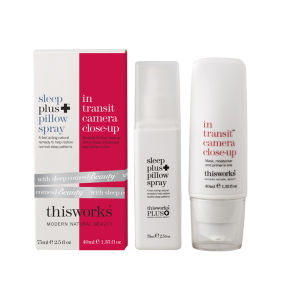 this works with Sleep Comes Beauty Hero Set (Worth £46.00)