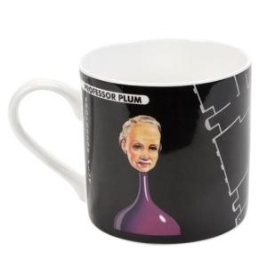 Cluedo Mug - Professor Plum