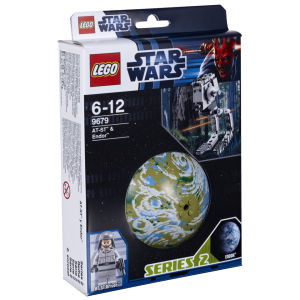 LEGO Star Wars: AT-ST & Endor (9679)