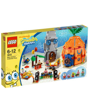 LEGO SpongeBob SquarePants: Bikini Bottom Undersea Party (3818)