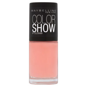 Maybelline New York Color Show Nail Lacquer - 93 Peach Smoothie 7ml