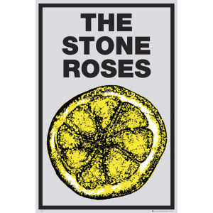 The Stone Roses Lemon - Maxi Póster - 61 x 91,5cm