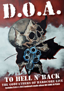 D.O.A.: To Hell and Back (Includes CD)