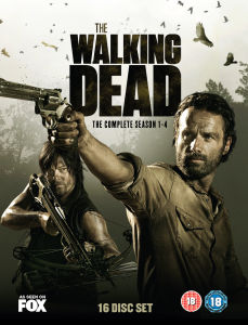 The Walking Dead - Season 1-4