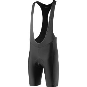 adidas Response Team Bib Shorts - Black/Grey
