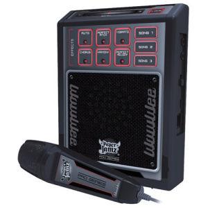 Paper Jamz Boy Pro Microphone - Black