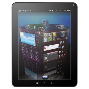 ViewSonic Hyper Slim ViewPad 10E 4GB Wi-Fi Android 2.3 Tablet - Grade A Refurb