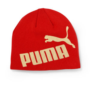 Puma Men's No.1 Beanie - Red