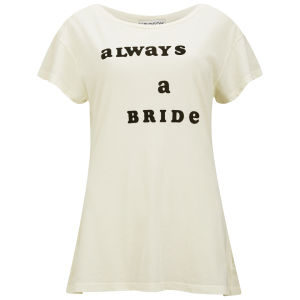 Wildfox Women's Loose T-Shirt - Vintage Lace